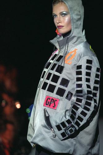 Lapidus 1996-97 Autumn/Winter Haute Couture Collection